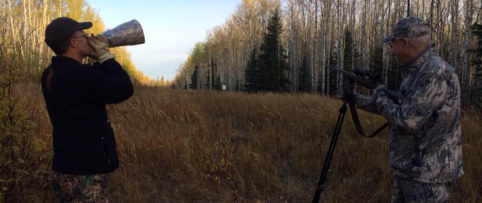 Canada Moose Hunts with Mikes Outfitting